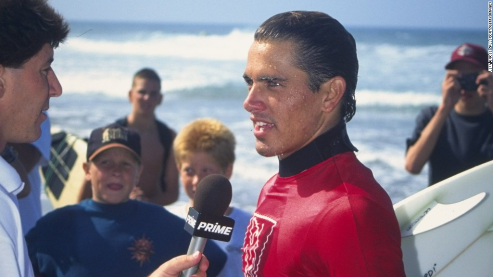 As a child growing up on the waves at Florida's Cocoa Beach, Slater never imagined surfing would be a career. By 1992, he had become the youngest world champion at 20.