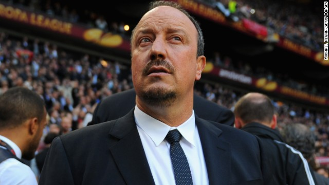 Rafael Benitez left Chelsea earlier this month after a six-month spell as interim manager.