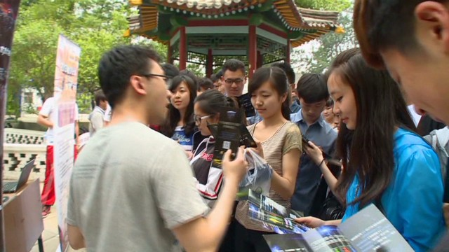 Hollywood wooing Chinese viewers