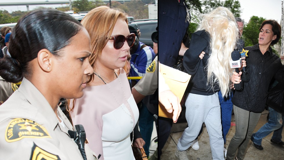 "With her <a href=""http://www.cnn.com/2013/05/24/showbiz/amanda-bynes-arrest/index.html"" target=""_blank"">recent legal troubles and mystifying actions,</a> lots of people are wondering if actress Amanda Bynes is headed down the same path as her often troubled contemporary, Lindsay Lohan. The pair do have a few things in common ..."