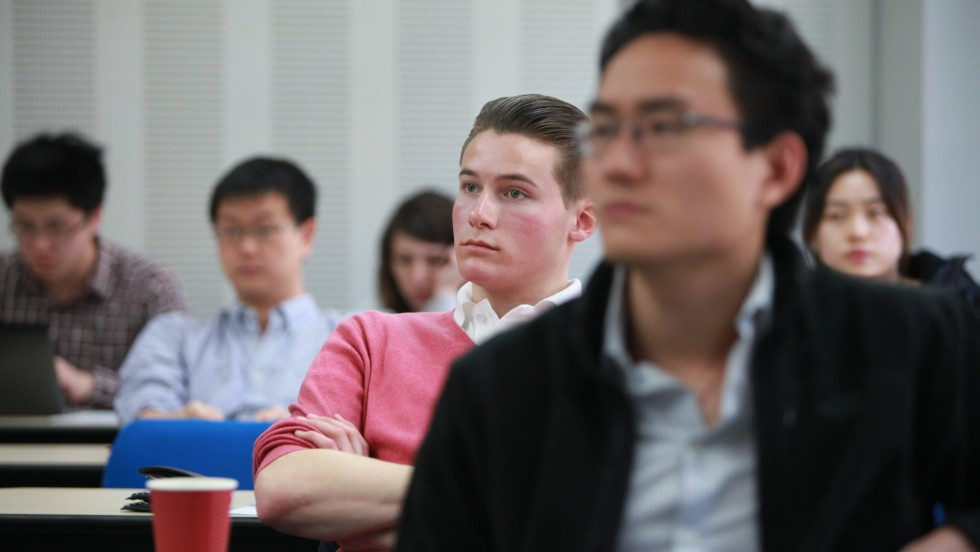 China in soft power push with foreign students
