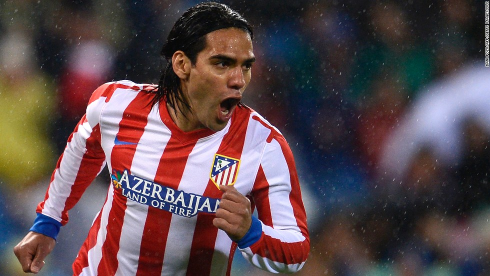 But more players were to come, notably Colombian striker Radamel Falcao, who joined from Atletico Madrid. Arguably the best striker in the world, Falcao helped Atletico win the Spanish Cup earlier this month. However by joining the French club, Colombian Falcao will forgo the chance to play in next season's Champions League.