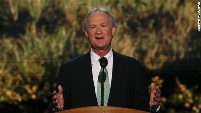 Chafee: Clinton disqualified for supporting Iraq war