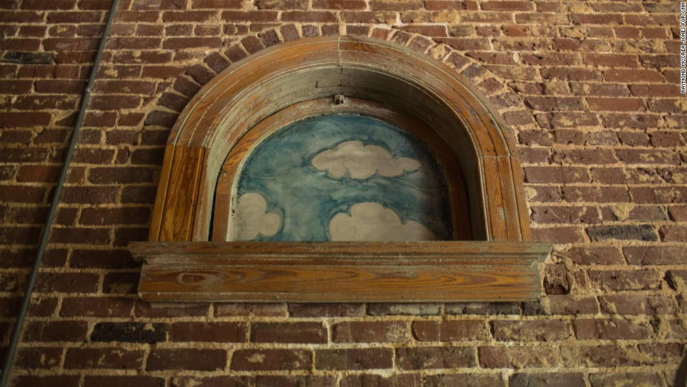 The original windows will be restored before the restaurant's opening at the space in Atlanta's Old 4th Ward.