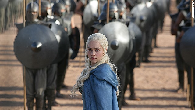 'Game of Thrones' fans freak out