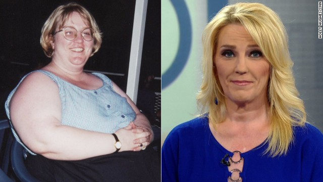 Holly Hughes: My weight loss success