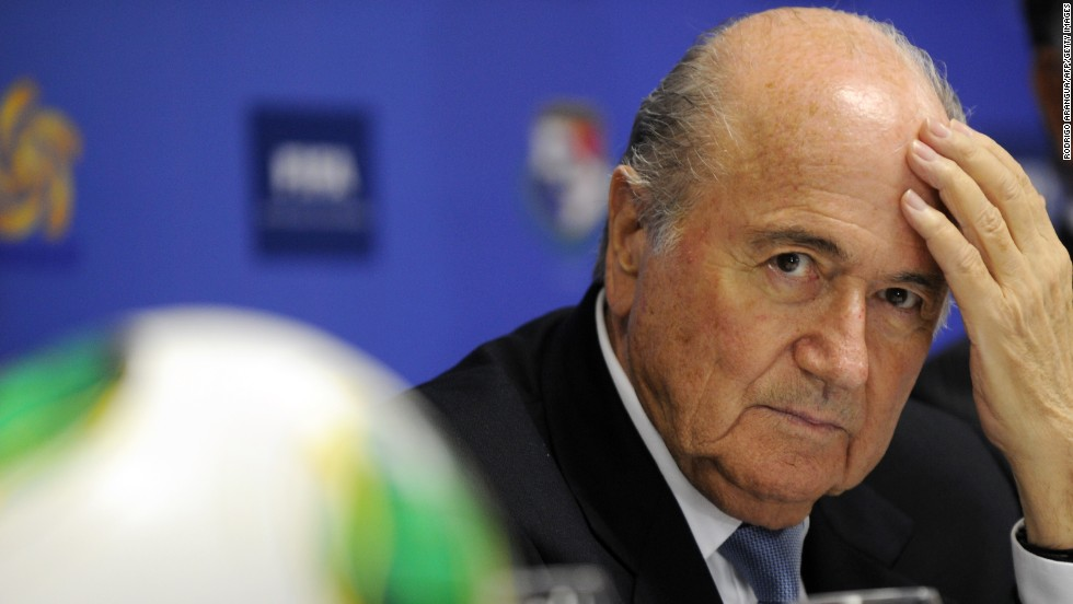 I'm a 'schemer': FIFA President explains his tactics