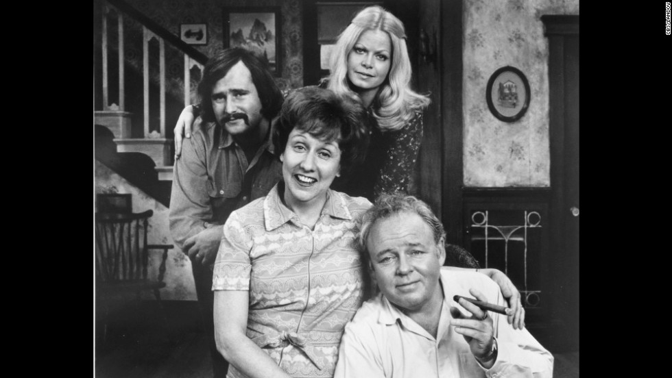 Stapleton's role as Edith Bunker earned her three Emmys.