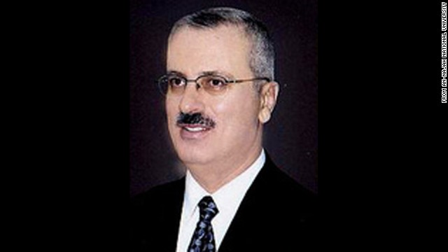 President Mahmoud Abbas appointed Rami Hamdallah (pictured) as prime minister on Sunday.