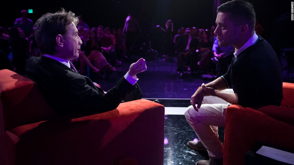 "In an interview with CNN, Stroumboulopoulos called Short ""one of the great talk show guests. Maybe the greatest ever."""
