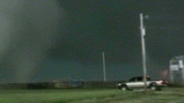 Storm chasers killed in Oklahoma tornado