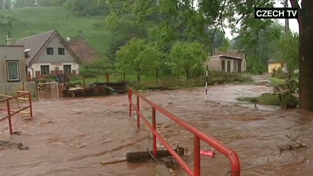 A look at flooding across Europe