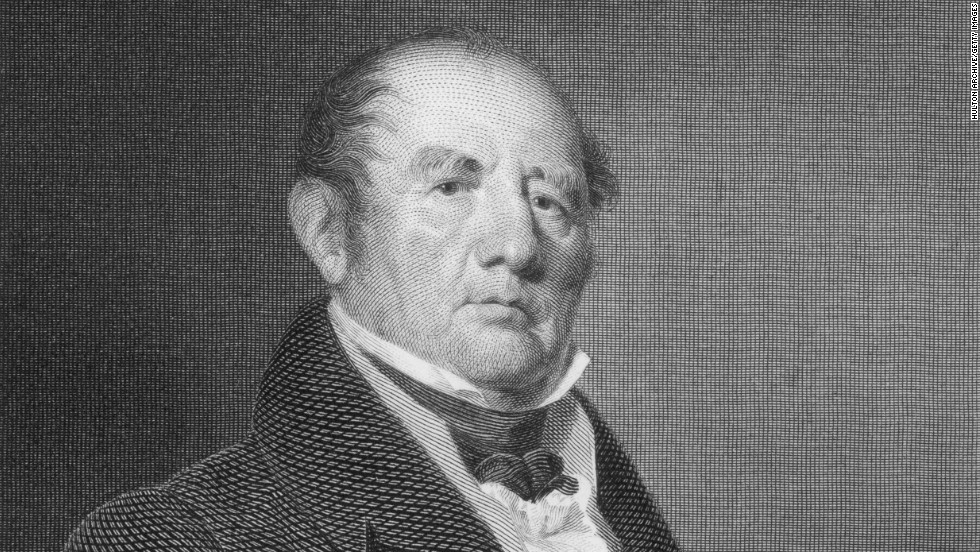 <strong>Gibbons v. Ogden (1824):</strong> This was the first case to establish Congress' power to regulate interstate commerce. The ruling signaled a shift in power from the states to the federal government. Aaron Ogden, seen here, was given exclusive permission from the state of New York to navigate the waters between New York and certain New Jersey ports. When Ogden brought a lawsuit against Thomas Gibbons for operating steamships in his waters, the Supreme Court sided with Gibbons.