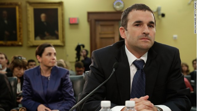 Acting IRS Commissioner Daniel Werfel is expected to be the lone witness Thursday.