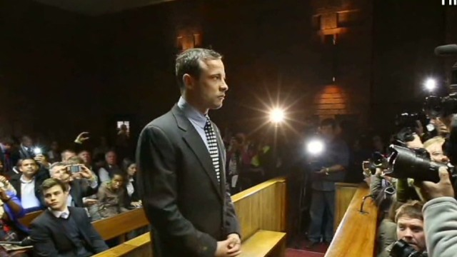 Pistorius back in court