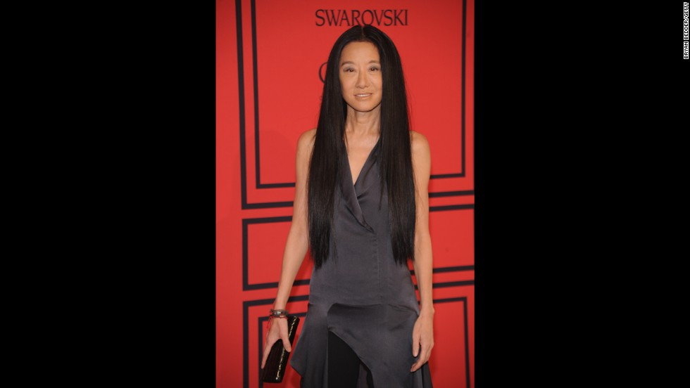 "Designer <a href=""http://cfda.com/members#!vera-wang"" target=""_blank"">Vera Wang </a>received the Geoffrey Beene Lifetime Achievement at this year's CFDA Fashion Awards."