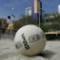 Google campus volleyball