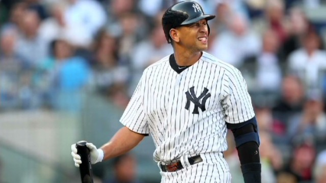 MLB ready to suspend A-Rod, others