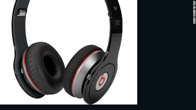 These wireless Beats by Dr. Dre headphones offer crisp, bass-thumping sound without a cord to get tangled up in. Dad will dig being able to stream audio from his phone, laptop, TV, or any other Bluetooth-enabled device -- and field phone calls -- with 10 hours of battery life. Price:  About $280 from various retailers.