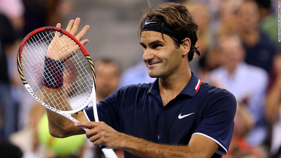 The previous No. 1 Roger Federer pocketed $6.5 million from on-court success over the past 12 months. The tennis star's endorsements, which include deals with Nike, Rolex, Wilson and Credit Suisse, earned the 17-time grand slam winner $65 million.