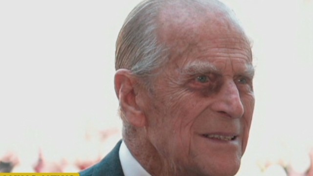 Prince Philip admitted to hospital