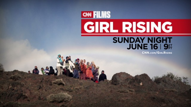 Girl Rising, coming June 16 at 9P ET