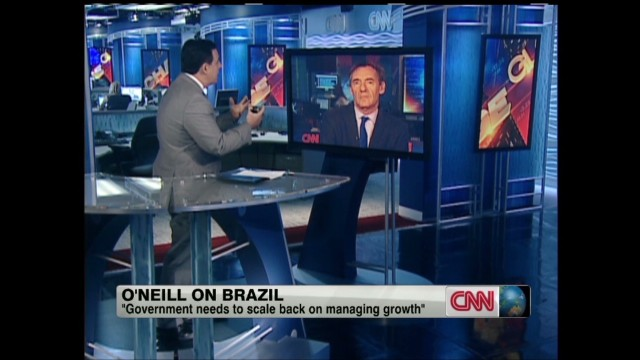 Managing Brazil's growing economy