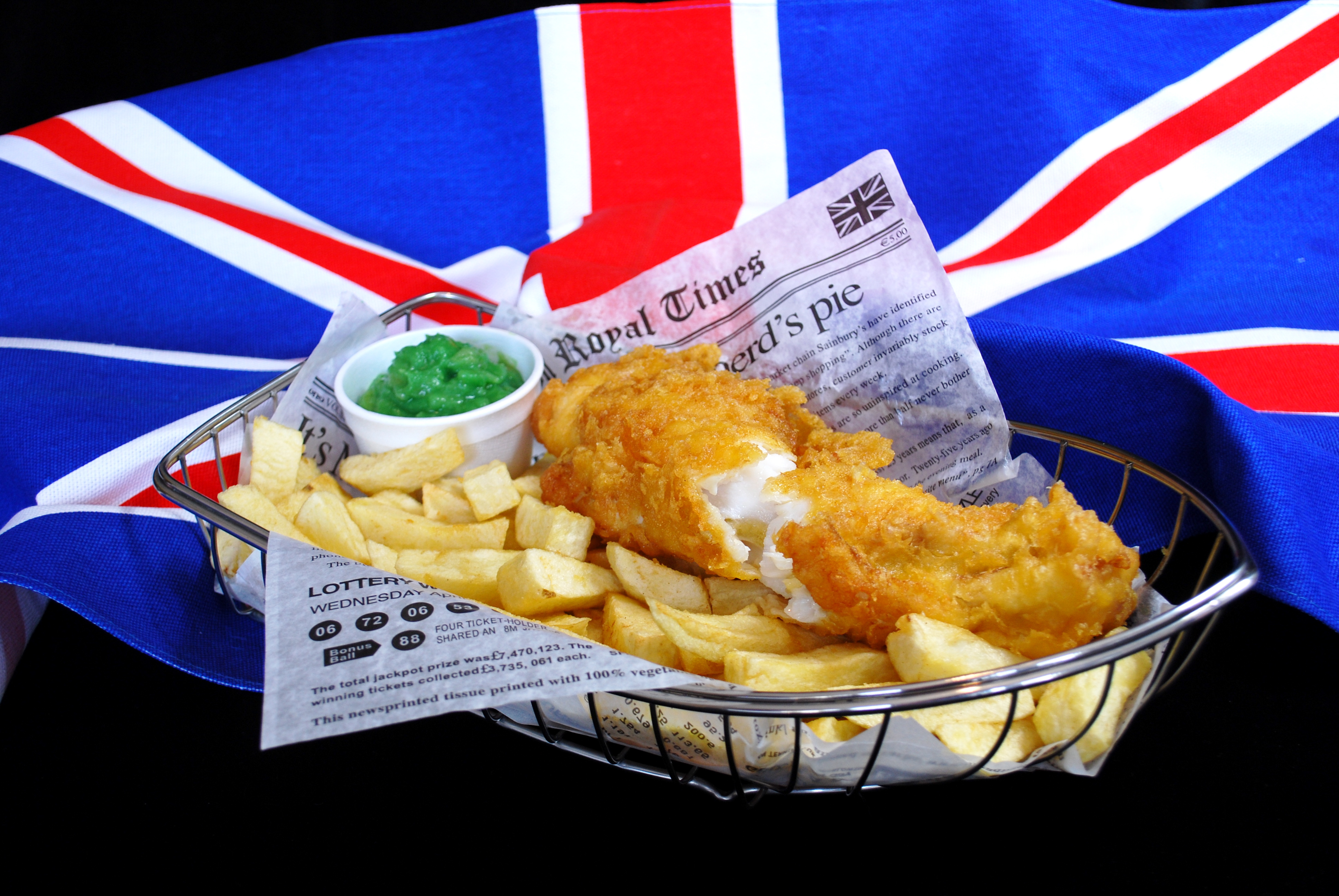 Britain S Best Fish And Chip Shops Cnn Travel