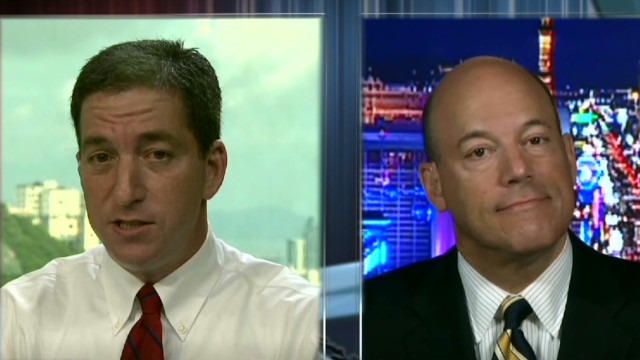 Greenwald: Govt. operates in the dark