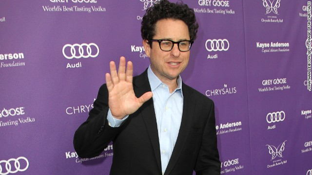 "J.J. Abrams is directing ""Star Wars: Episode VII."""