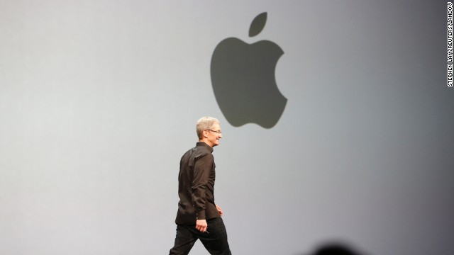 Is there excitement around Apple again?