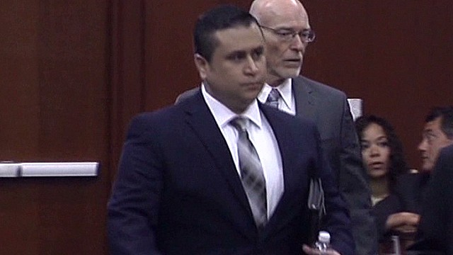 Jury selection being in Zimmerman trial