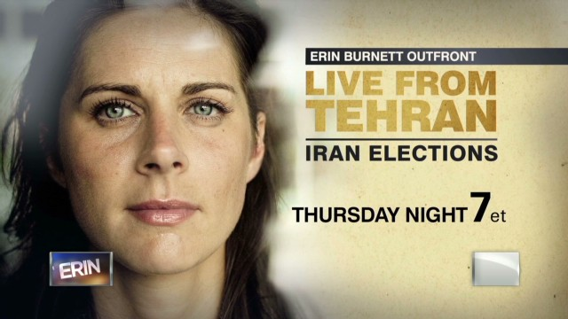 Erin Burnett previews Iran elections