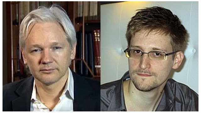 WikiLeaks lends Snowden a helping hand
