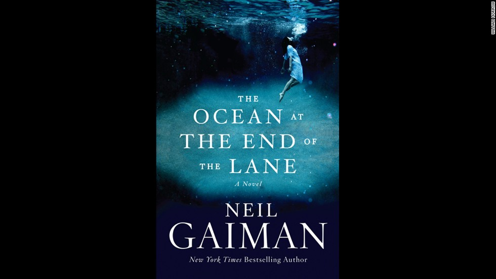 "<strong>No. 4:</strong> Neil Gaiman has done it again. With ""The Ocean at the End of the Lane,"" this fan-favorite author has created a bone-chilling world of mysterious supernatural events intricate enough for adult readers to sink their teeth into."
