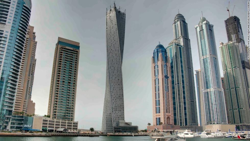 Dubai S Latest Superlative The World S Tallest Twisted