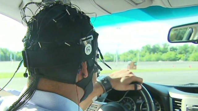 Hands-free driving just as dangerous?