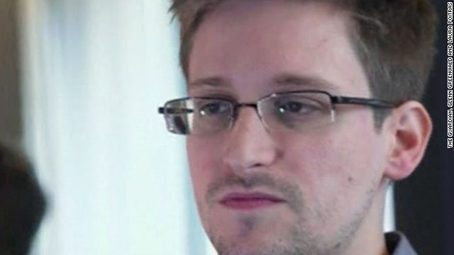 Edward Snowden: Hide and seek