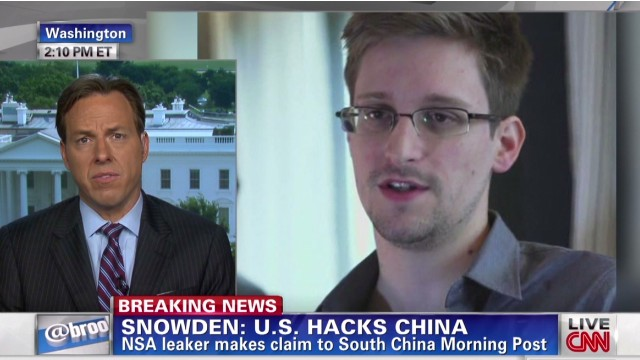 nr Edward Snowden U.S. hacks China Jake Tapper_00013215.jpg