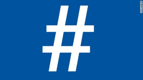The hashtag was created on Twitter in 2007 as a way of pulling together different posts about the same topic.