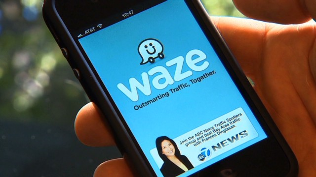 What's Waze, and why did Google buy it?