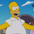 TV dads Homer Simpson