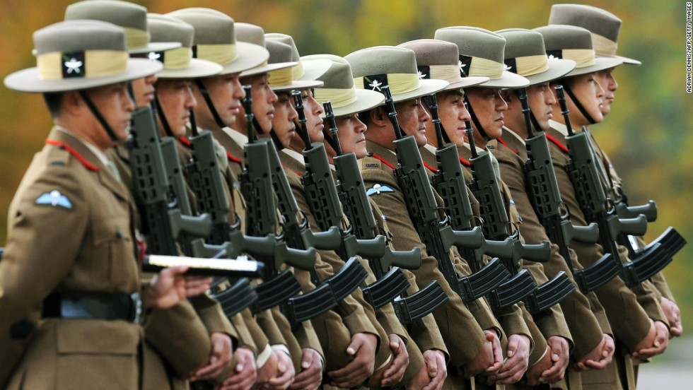 The modern Gurkhas remain an integral part of the British Army, respected across the world for their dedication and professionalism.