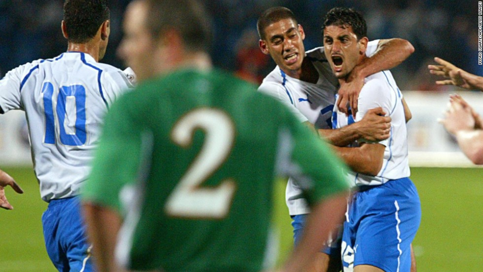 Abbas Suan, one of the finest Israeli Arab players to have played for the country, believes his dramatic late goal in the 2006 World Cup qualifier against Ireland helped change perceptions within Israeli society.