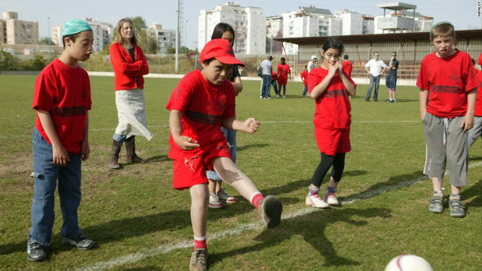 Children with mental and physical difficulties are given the care and support they need to succeed in sport. Several have gone on to become qualified coaches and lead sessions for the next set of kids coming through.