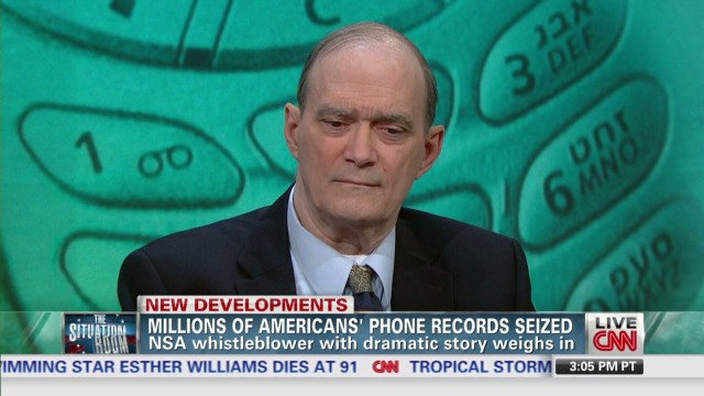 NSA whistleblower's dramatic story