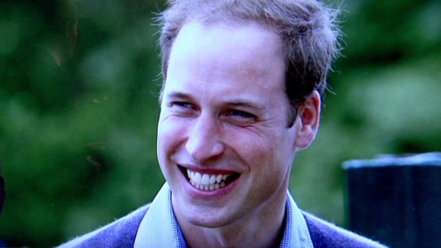 Prince William's Indian heritage