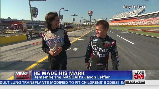 Remembering NASCAR's Jason Leffler