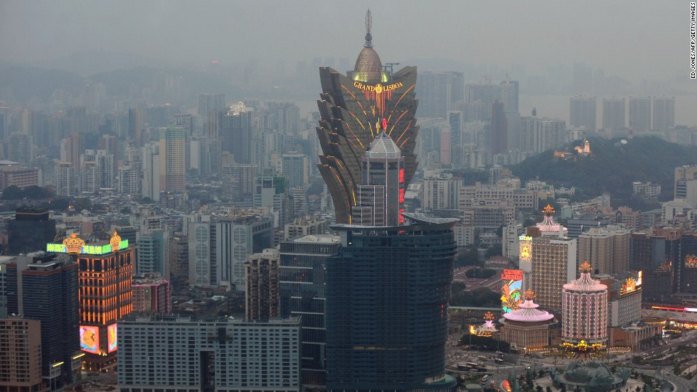 Macau has transformed itself from a sleepy backwater to Asia's gambling capital