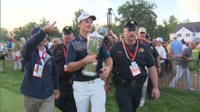 Justin Rose wins the 2013 U.S. Open